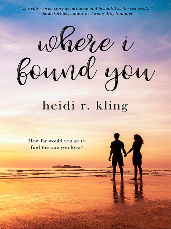 Where I Found You (Sea Book 1)